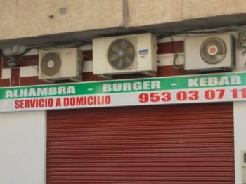 Burguer Kebab Alhambra