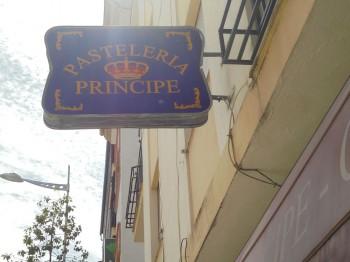 Pastelería Príncipe