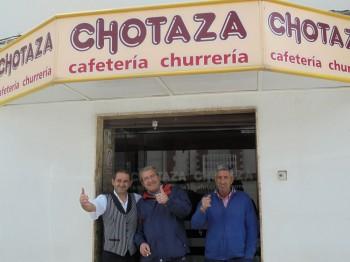 Churrería Chotaza