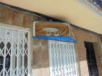 Churrería-Cafetería Colón