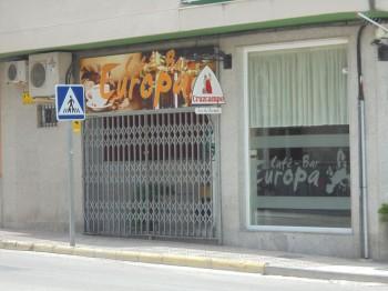 Café-Bar Europa