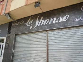 Heladería La Ibense Pascual