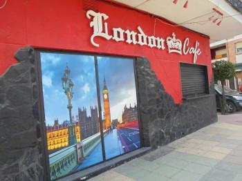 London Café 3D