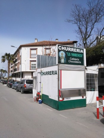 Churrería La Morenita